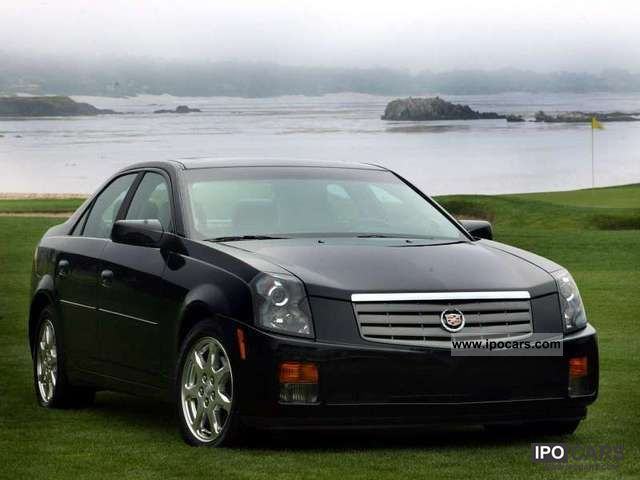 2006 Cadillac  CTS Limousine Used vehicle photo