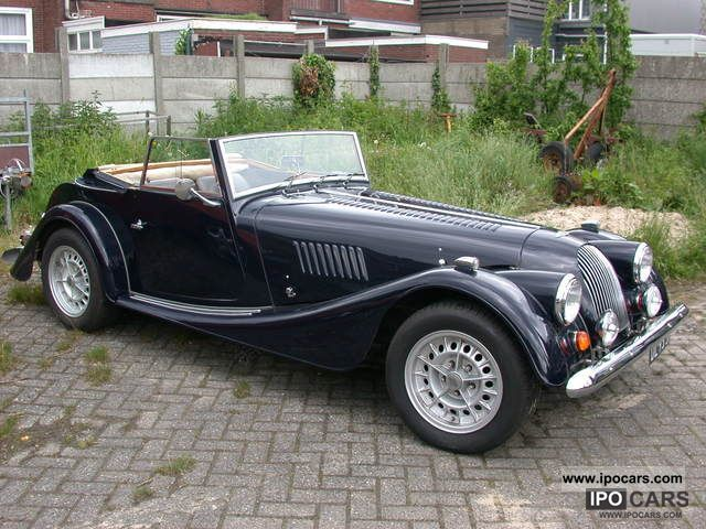 Morgan  Plus 8 1971 Vintage, Classic and Old Cars photo