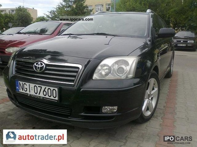 2004 Toyota  Avensis Other Used vehicle photo