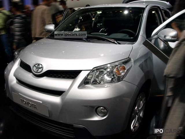 2012 Toyota  Urban Cruiser to 16.5% discount from German ... Off-road Vehicle/Pickup Truck New vehicle photo