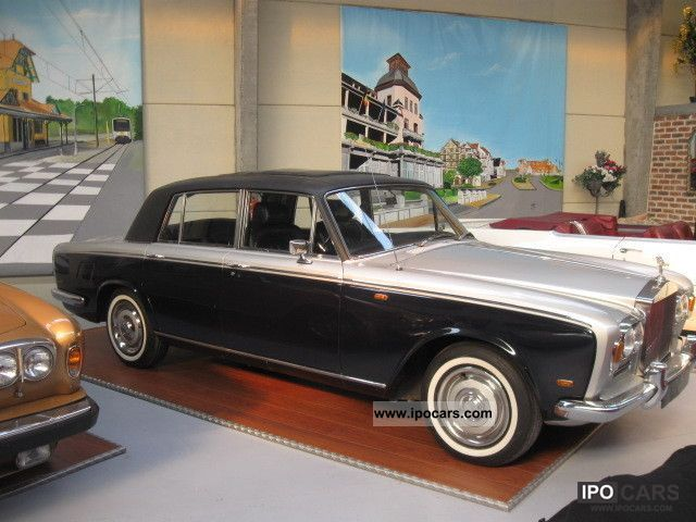 Rolls Royce  1 1967 Vintage, Classic and Old Cars photo