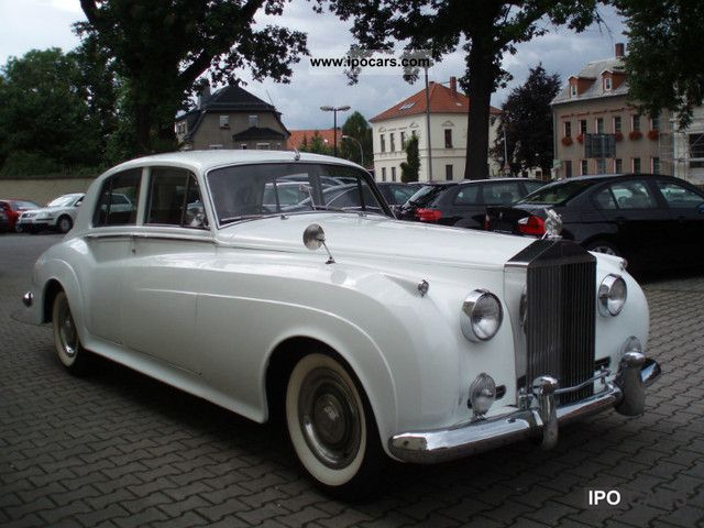 Rolls Royce  Silver Cloud I 1957 Vintage, Classic and Old Cars photo