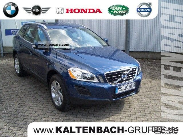 Volvo  XC60 D3 AWD Ocean Race NAVI, LEATHER, CLIMATE, XENON, DP 2012 Race Cars photo