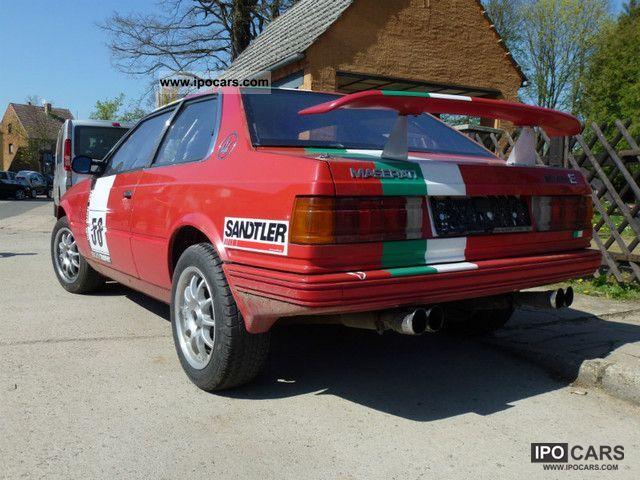 1981 Maserati Rally Racing Or 2 5 V6 Car Photo And Specs