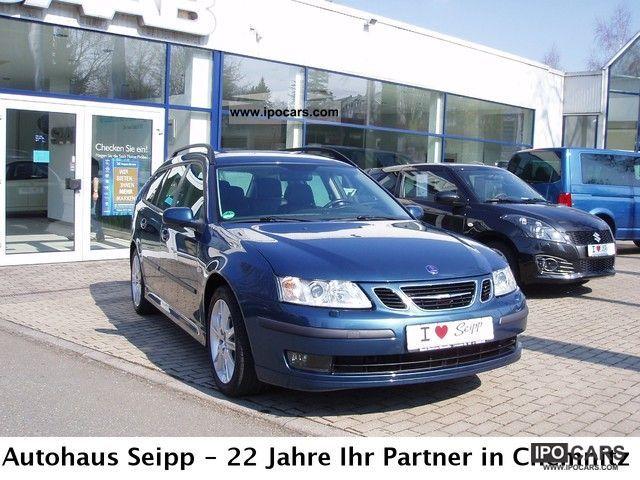 2012 Saab  9-3 TiD Vector Sport Wagon DPF Estate Car Used vehicle photo