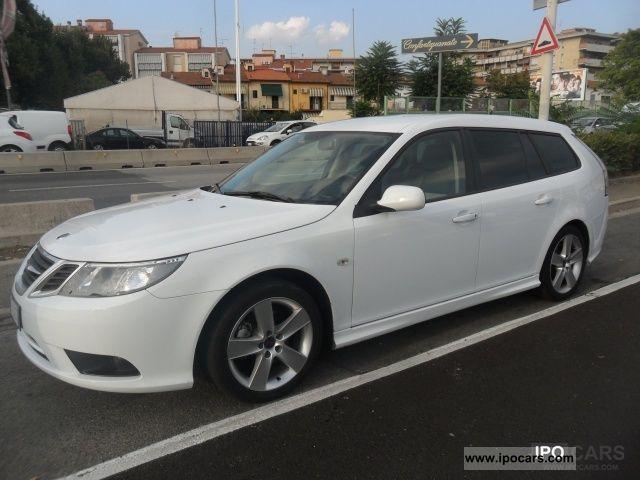 2010 Saab 9 3 Sport Hatch 19 TTiD 180CV VectorAutosab Estate Car