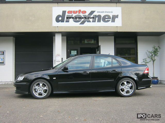 2007 Saab  9-3 1.8 T SPORT Air HIRSCH leather Limousine Used vehicle photo
