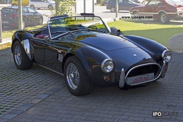 2012 Cobra  AC * Replica * 3.5L V8, 200hp, * switch * Cabrio / roadster Used vehicle photo