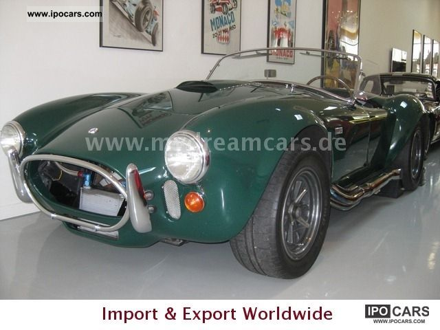 Cobra  AC 427, 1 hand, T1 Brhv: 879 900, - USD 1966 Vintage, Classic and Old Cars photo