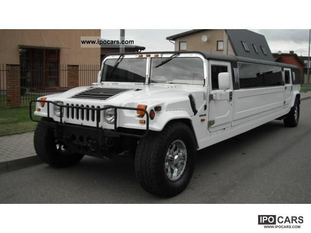 2012 Hummer H1 H1 Stretch Limo 85 M Prom Party Event Car Photo