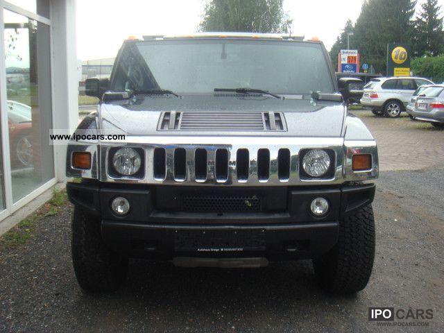 2007 Hummer  H2 Luxury-17 \ Off-road Vehicle/Pickup Truck Used vehicle photo