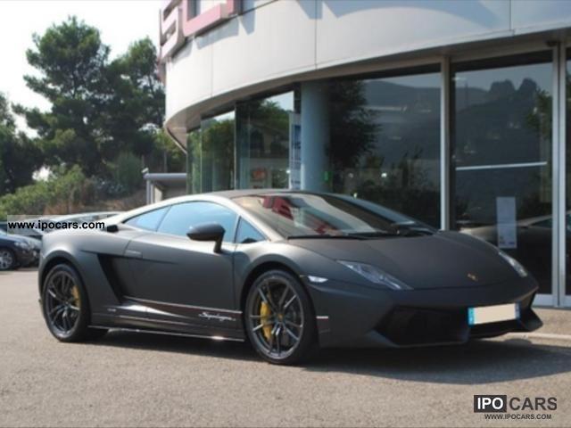 2010 Lamborghini Gallardo Superleggera Car Photo And Specs