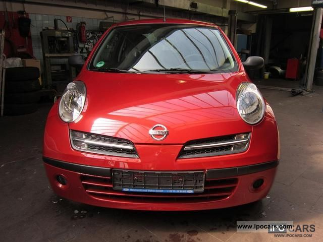 2005 Nissan  1.2 Small Car Used vehicle photo