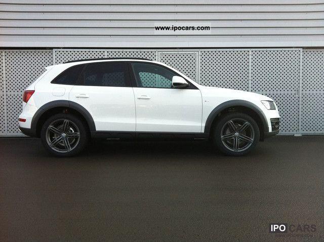 2012 Audi Q5 2.0 TDI Stronic / sport / offroad / Open ...
