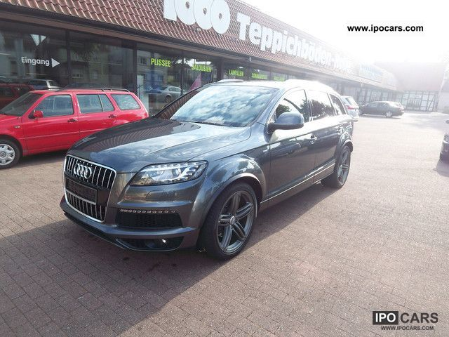 2009 Audi  Q730TDI * FULL * 2xS-LINE * Air suspension * 21inch * MOD-2010 * Limousine Used vehicle photo