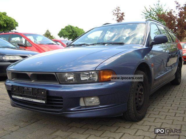 1997 Mitsubishi  Galant 2000 GLSKlimaautomatik * Full Service History Estate Car Used vehicle photo