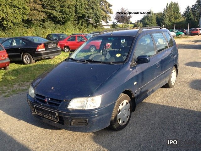 2001 Mitsubishi  Space Star 1.9 DI-D Comfort Air Van / Minibus Used vehicle photo