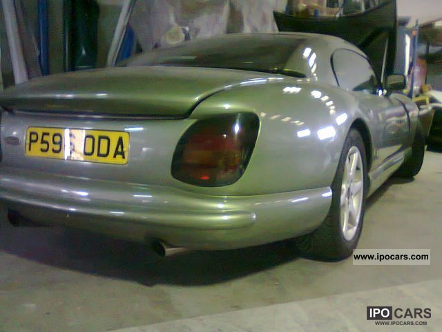 1996 TVR  LHD Cerbera 4.2 Sports car/Coupe Used vehicle photo