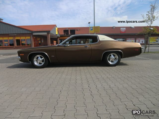 1973 Plymouth  Satellite Sebring Plus Sports car/Coupe Classic Vehicle photo