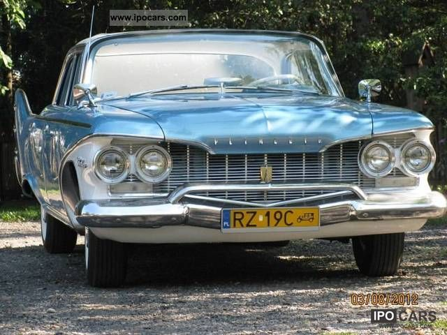 1960 Plymouth  Belvedere 383 CID Limousine Used vehicle photo