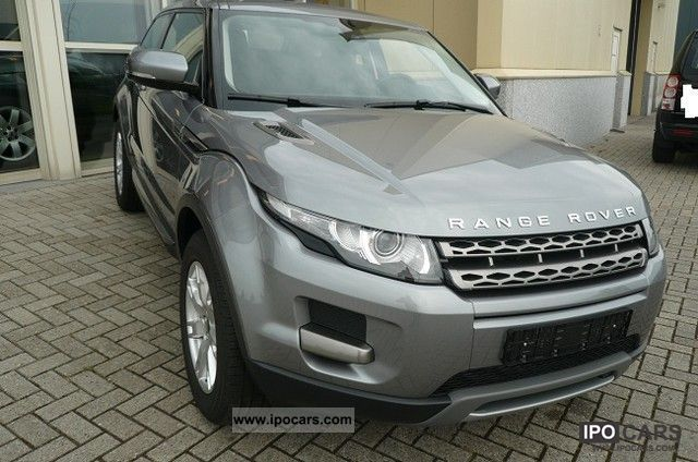 2012 Land Rover  Evoque Si4 Pure Coupe AWD * NAVI * IN STOCK Off-road Vehicle/Pickup Truck Used vehicle photo