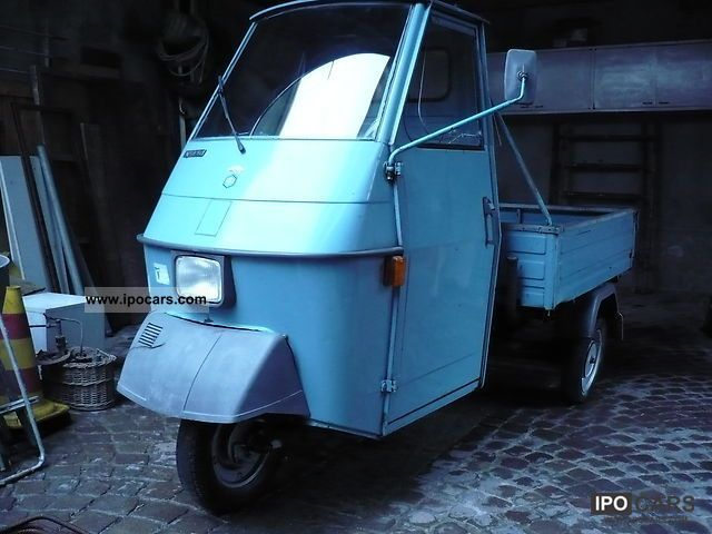 1981 Piaggio  APE 50 Other Used vehicle photo
