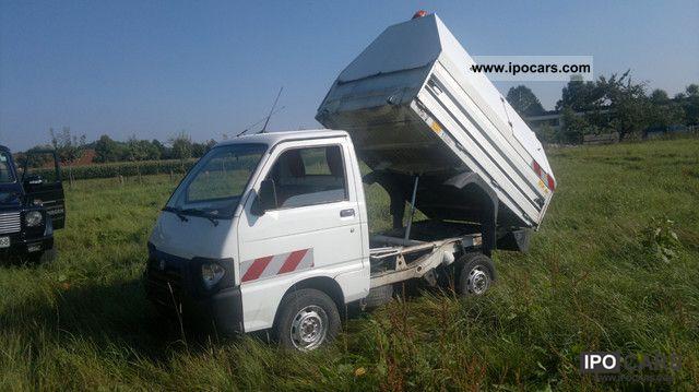 2009 Piaggio  Quargo tipper Other Used vehicle photo