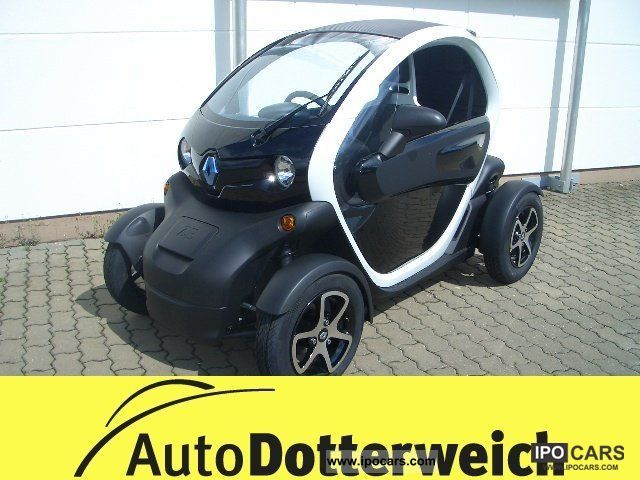 Renault  Twizy Technic 2012 Electric Cars photo