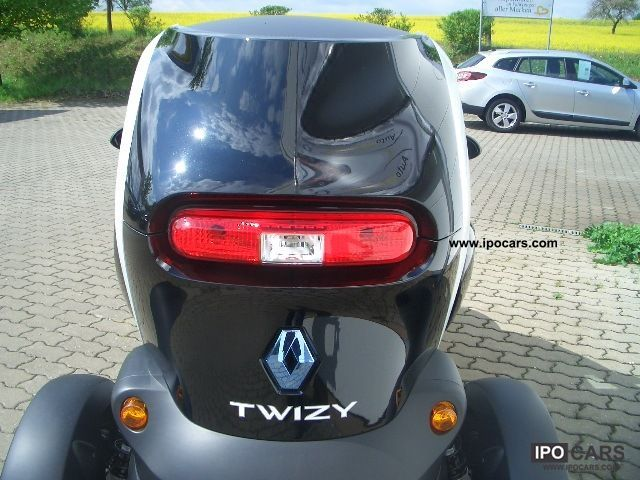 Renault Twizy Specifications - 28 images - Renault Twizy ...