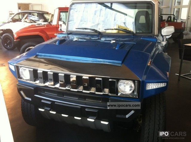Hummer  MEV HX (TM) 2012 Electric Cars photo