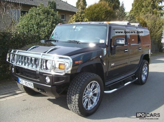 Hummer  H2 Autogas lpg 2007 Liquefied Petroleum Gas Cars (LPG, GPL, propane) photo