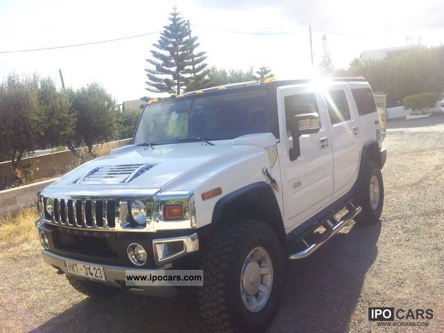 Hummer  H2 2009 Liquefied Petroleum Gas Cars (LPG, GPL, propane) photo