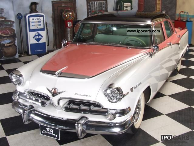 1955 Dodge  Custom Royale Limousine Classic Vehicle photo