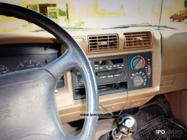 1999 GMC JIMMY  GREEN LABEL  Car Photo and Specs