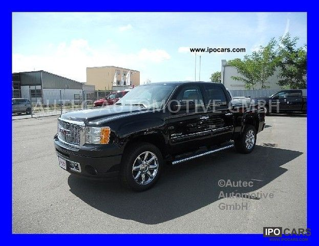 GMC  2012 DENALI AWD FlexFuel BAK FLIP 2012 Ethanol (Flex Fuel FFV, E85) Cars photo