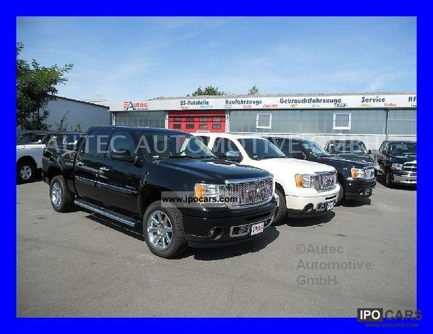 GMC  2012 DENALI AWD FlexFuel SUPER LUXURY PICK UP 2012 Ethanol (Flex Fuel FFV, E85) Cars photo