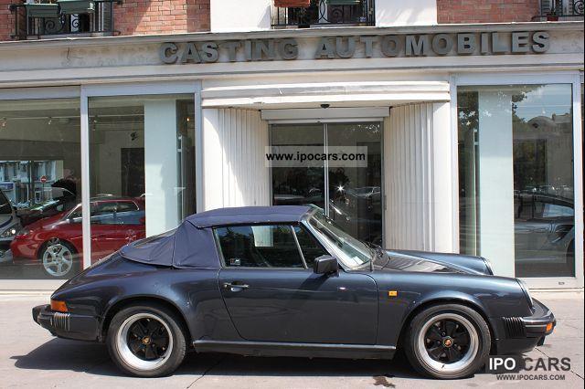 1998 Porsche  911 CARRERA 4 CABRIOLET 285CH BV6 Cabrio / roadster Used vehicle photo