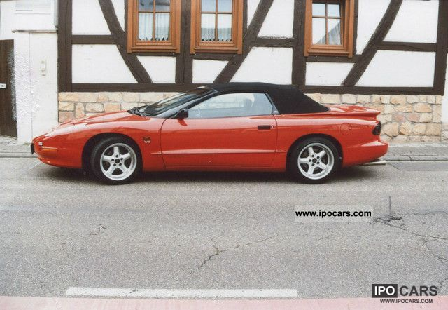 1996 pontiac firebird car photo and specs. Black Bedroom Furniture Sets. Home Design Ideas