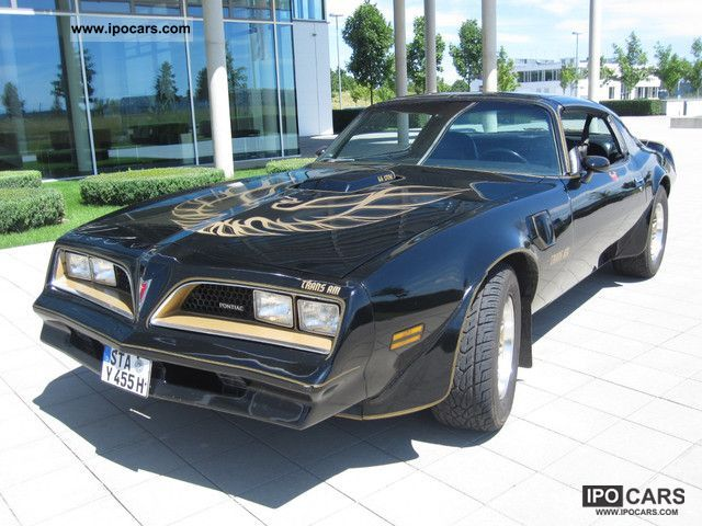 Pontiac  Trans Am Special Edition 1977 Vintage, Classic and Old Cars photo