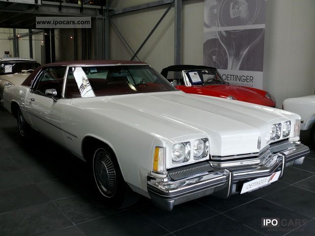 1973 Oldsmobile  Toronado only 17,300 KM! New car condition Sports car/Coupe Classic Vehicle photo