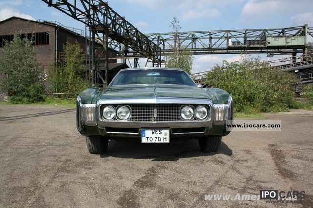 Oldsmobile  Toronado 1970 Vintage, Classic and Old Cars photo