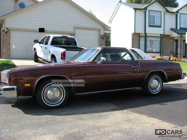 Oldsmobile  Supreme 1976 Vintage, Classic and Old Cars photo