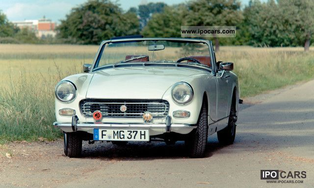 MG  Midget MK III 1974 Vintage, Classic and Old Cars photo