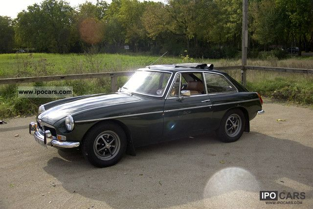 MG  MGB 1975 Vintage, Classic and Old Cars photo