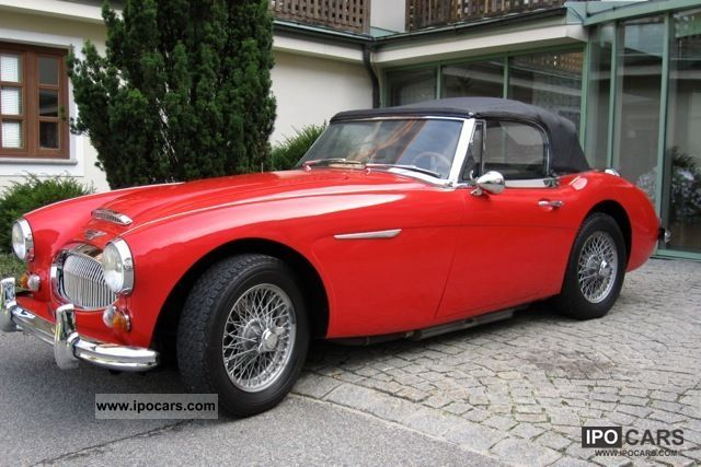 Austin Healey  3000 Mk 1967 Vintage, Classic and Old Cars photo