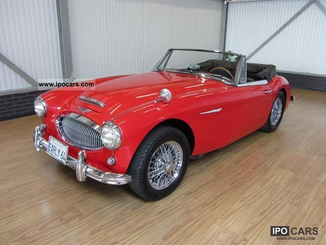 Austin Healey  MK111 3000 BJ8 1964 Vintage, Classic and Old Cars photo