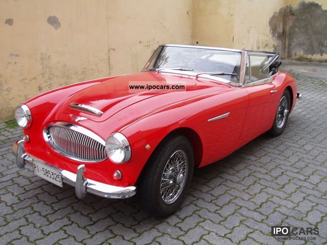 Austin Healey  3000 MK3 BJ8 Phase 1 1964 Vintage, Classic and Old Cars photo