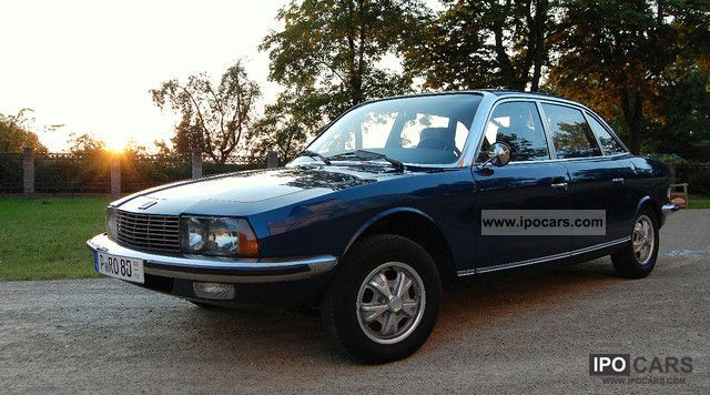 NSU  Ro 80 1977 Vintage, Classic and Old Cars photo