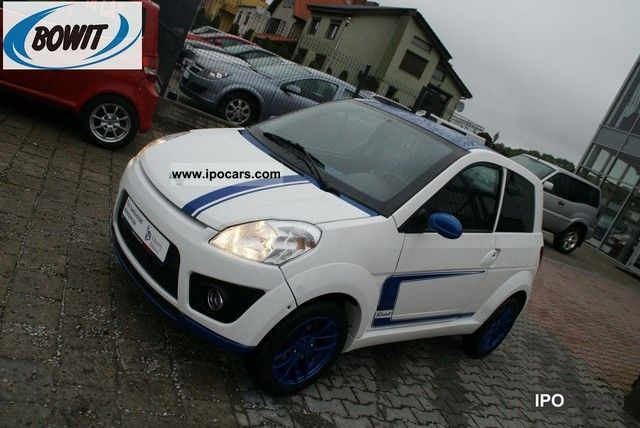 2011 Aixam  City LIGIER IXO L6e QUAD CZTEROKOŁOWIEC Lekki Other Used vehicle photo