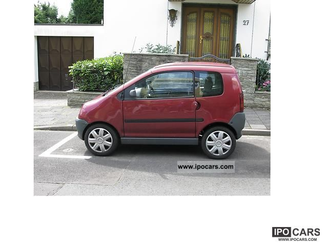 1998 Aixam  Moped Car Minicar Other Used vehicle photo
